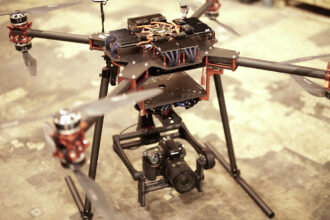 <p>Monster X and The Beast Gimbal by Sky High Media.</p>