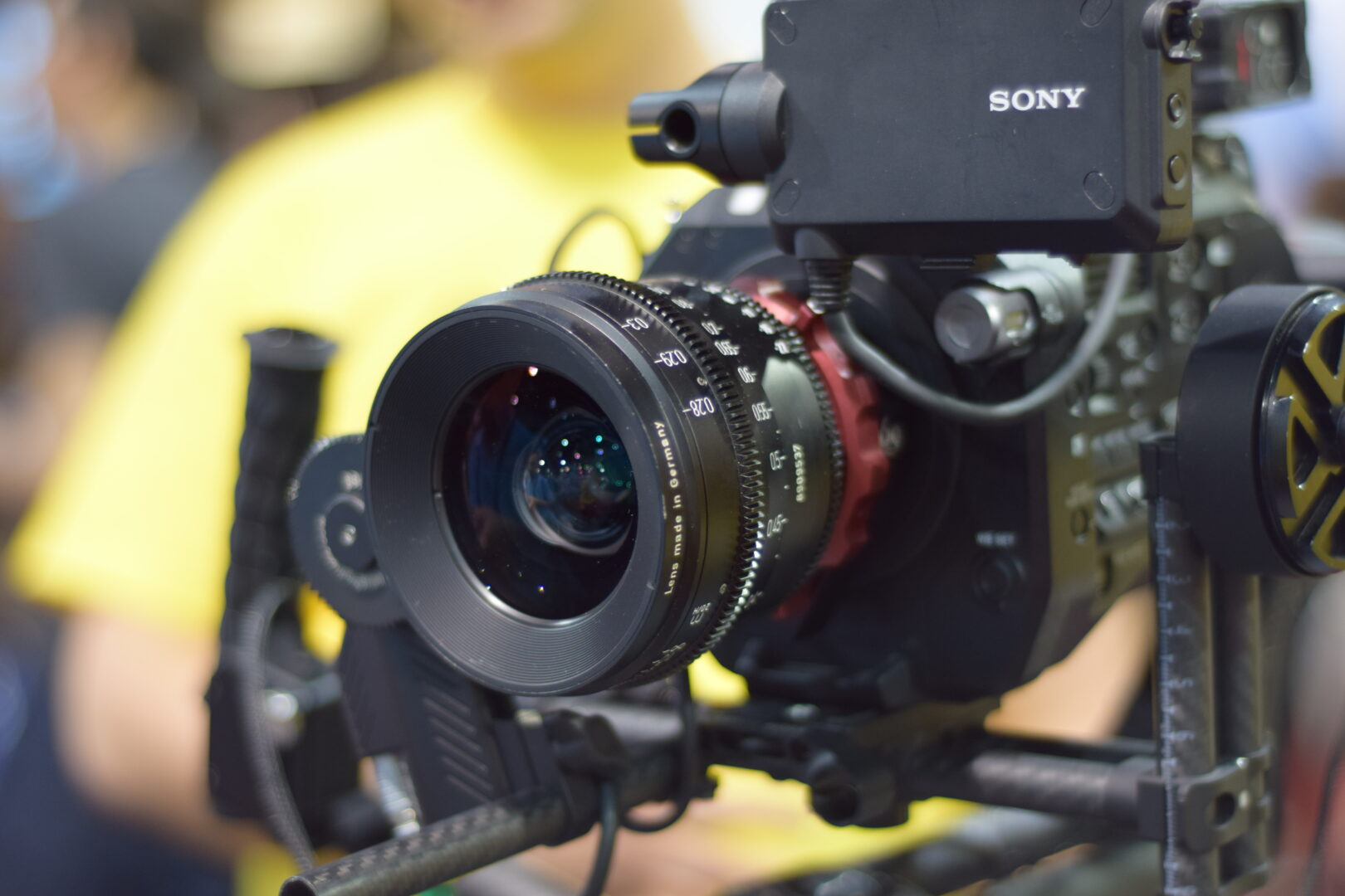 <p>FS7 and The Beast Gimbal.</p>