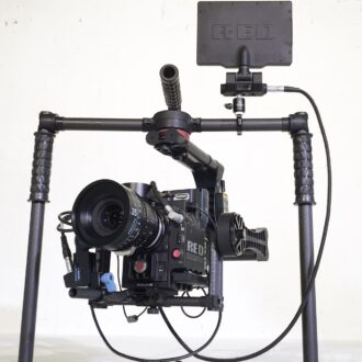 <p>The Beast Gimbal with RED.</p>